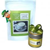 Matcha Latte+Premium Matcha