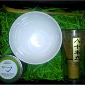 Koyu Japanese Matcha Bowl Set