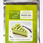Koyu Organic Ingredient Matcha