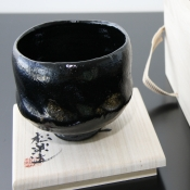 [SOLD OUT] Black Raku Bowl