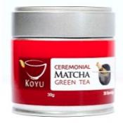 Koyu Organic Ceremonial Matcha
