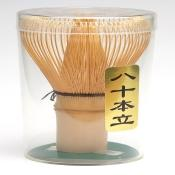 Bamboo Whisk 80 tines
